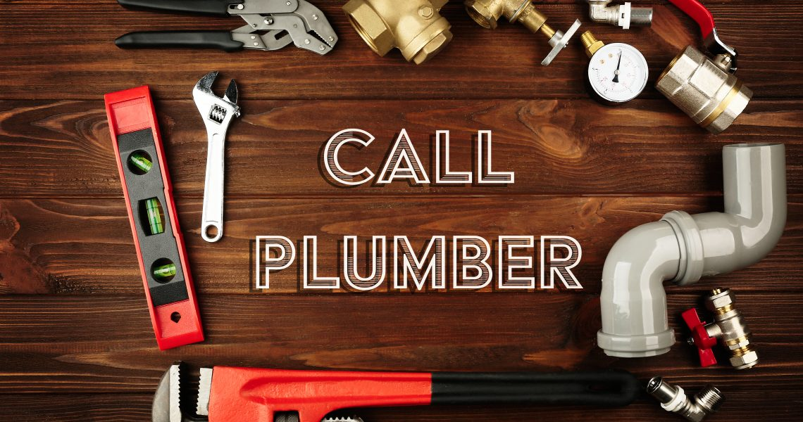 When to DIY and When to Call a Plumber