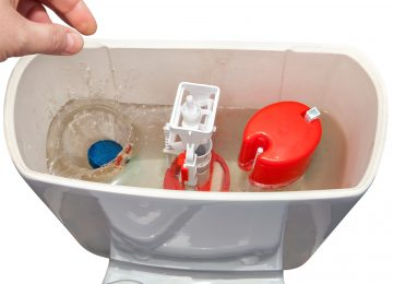 How to Clean the Toilet Tank in Your Southern California Home
