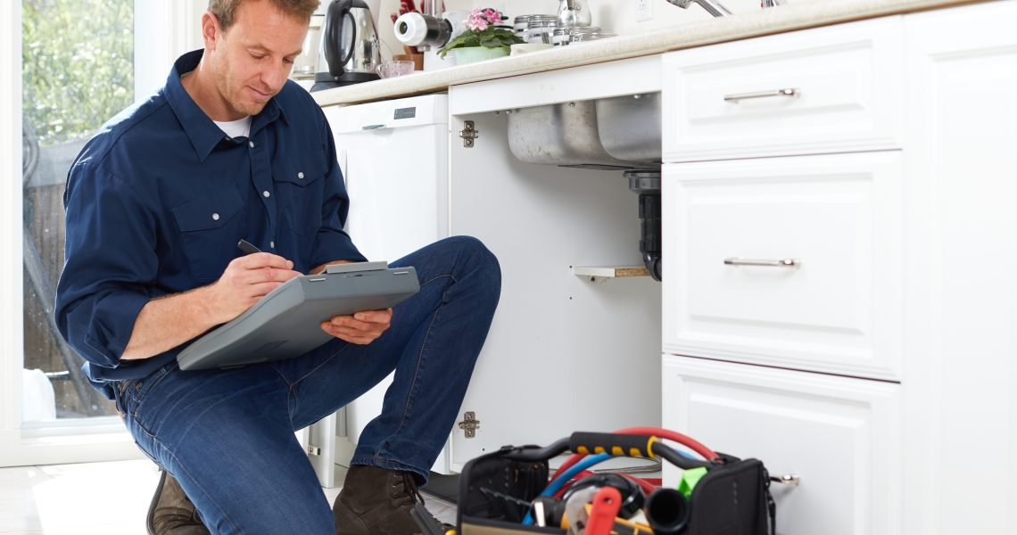 Schedule a Plumbing Inspection for Your Home to Find and Fix Problems Before the Holidays