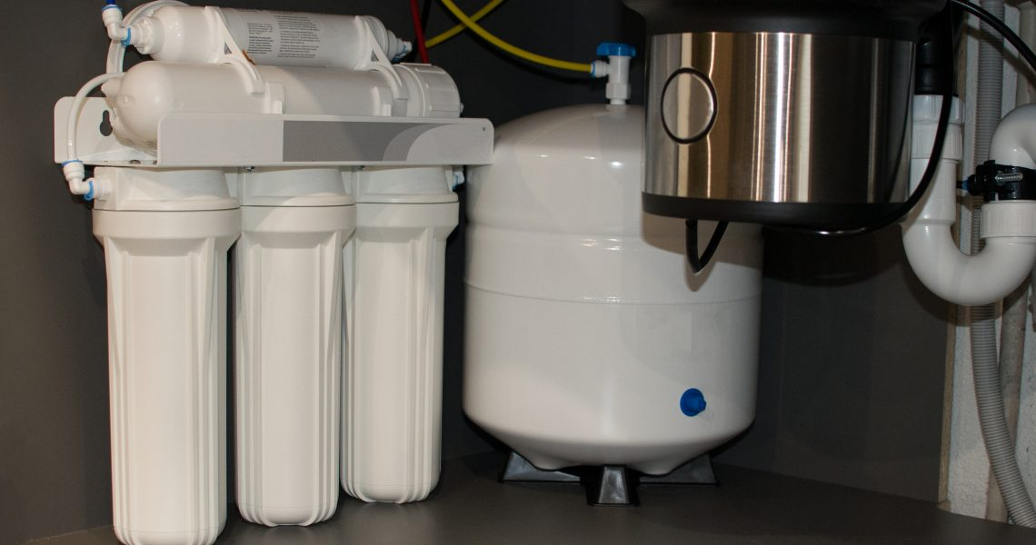 Have Our Plumbers Install Water Treatment Systems for Your Home