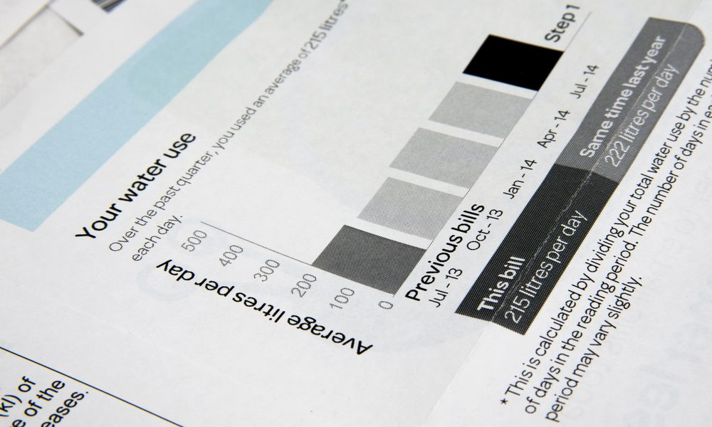 Secrets from Your Water Bill